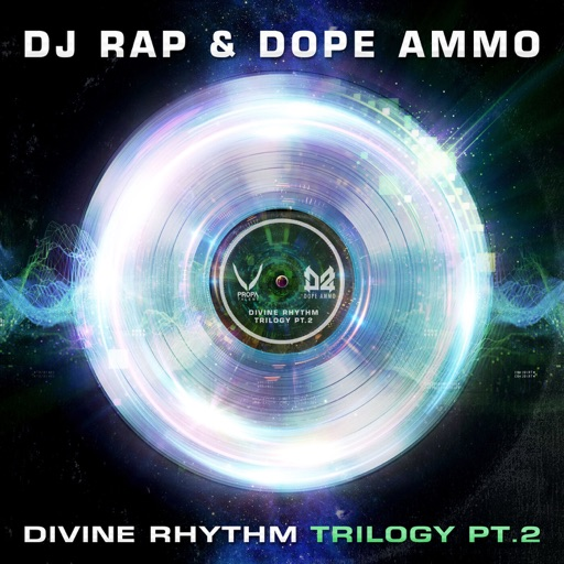 Divine Rhythm Trilogy, Pt. 2 (Euphoric Remix) [feat. Jasmine Knight] - Single by Dope Ammo & DJ Rap