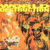 Time Zone featuring John Lydon & Afrika Bambaataa - World Destruction