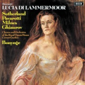 """Lucia di Lammermoor / Act 2: """"Chi mi frena in tal momento"""" artwork"""