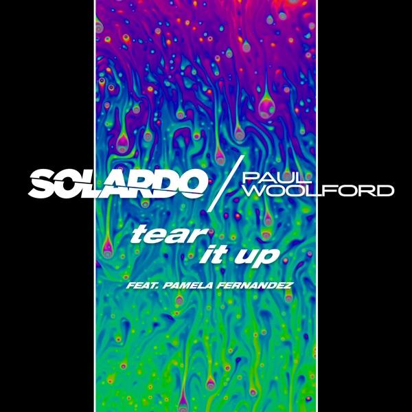 Tear It Up (feat. Pamela Fernandez) - Single