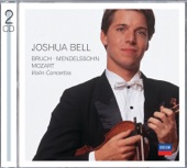 Joshua Bell - Violin Concerto No. 1 in G Minor, Op. 26: II. Adagio
