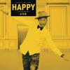 Pharrell Williams - Happy (Live)  arte