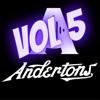 Andertons TV - Guitar Jam Tracks Vol 5  artwork