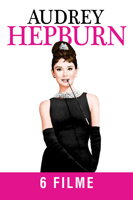 Paramount Home Entertainment Inc. - Audrey Hepburn 6 Filme artwork