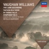 Vaughan Williams The Lark Ascending Fantasia On A Theme By Thomas Tallis Symphony No 5