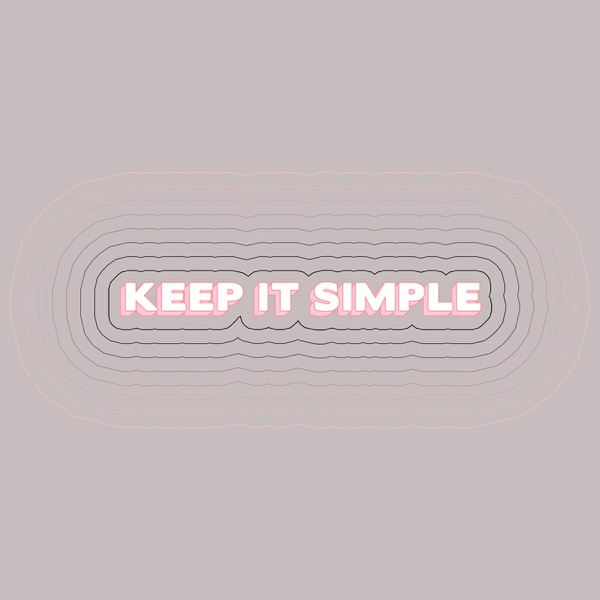 Keep It Simple (feat. Wilder Woods) [Rayet Remix] - Single