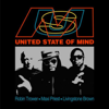 Robin Trower, Livingstone Brown & Maxi Priest - United State of Mind  artwork