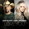 Jason Aldean & Carrie Underwood - If I Didn't Love You artwork