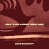 David Duchovny - Nights Are Harder These Days artwork