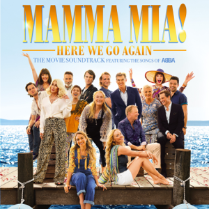 "Mamma Mia Here We Go Again Original Motion Picture Soundtrack  Cast Of Mamma Mia Here We Go Again Cast Of ""Mamma Mia! Here We Go Again"" album songs, reviews, credits"