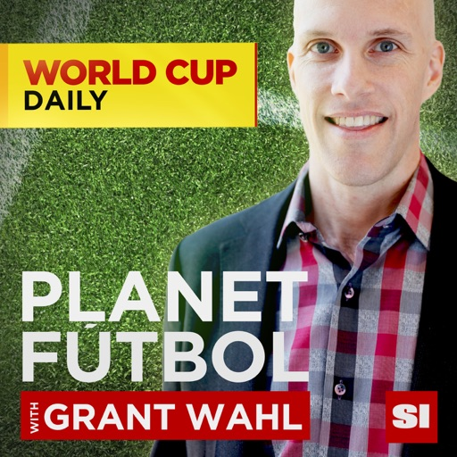 Cover image of Planet Fútbol with Grant Wahl