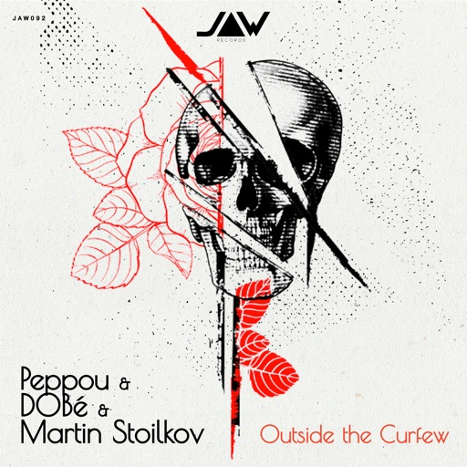 Outside the Curfew - EP by DOBé & Martin Stoilkov & Peppou