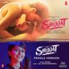 Shiddat Female Version From Shiddat - Yohani & Manan Bhardwaj mp3