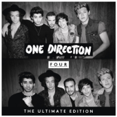 FOUR (The Ultimate Edition) - One Direction Cover Art