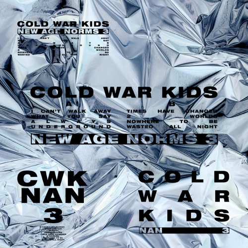 Cold War Kids - New Age Norms 3 [iTunes Plus AAC M4A]