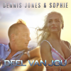 Dennis Jones - Deel Van Jou (feat. Sophie) kunstwerk