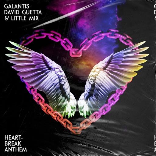 Art for Heartbreak Anthem by Galantis, David Guetta & Little Mix
