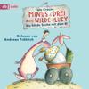 Die blöde Sache mit dem Ei (Minus Drei und die wilde Lucy 4) - Ute Krause