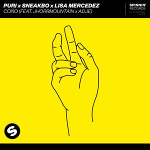 Puri, Sneakbo & Lisa Mercedez - Coño feat. Jhorrmountain x Adje