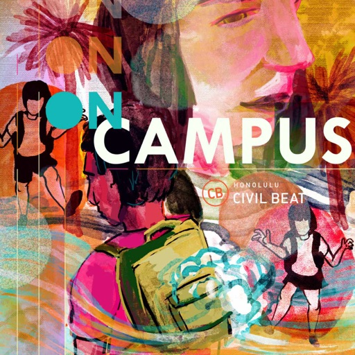 Cover image of On Campus