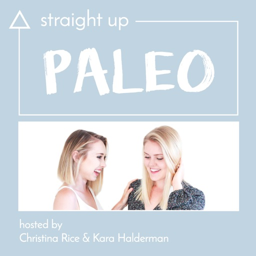Cover image of Straight Up Paleo