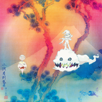 KIDS SEE GHOSTS, Kanye West & Kid Cudi KIDS SEE GHOSTS music review