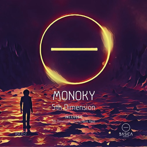 5Th Dimension - Single by Monoky