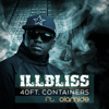 Illbliss - 40ft Containers (feat. Olamide) artwork
