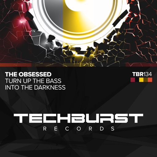 Turn up the Bass / Into the Darkness - EP by The Obsessed