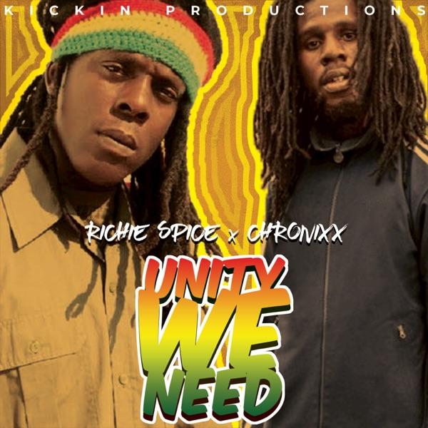 Unity We Need - Single