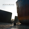 Jackson Browne - Downhill From Everywhere Grafik