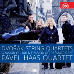 "String Quartet No. 12 in F Major, Op. 96, B. 179 ""American"": I. Allegro ma non troppo"