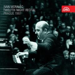 Bach, Beethoven, Debussy, Chopin, Mozart: Twelfth Night Recital Prague 1987