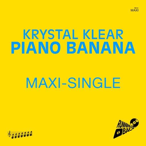 Piano Banana - EP by Krystal Klear
