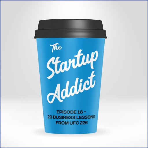Cover image of The Startup Addict