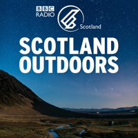 Podcast cover art for Scotland Outdoors