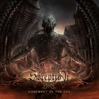 Soreption - Monument of the End artwork