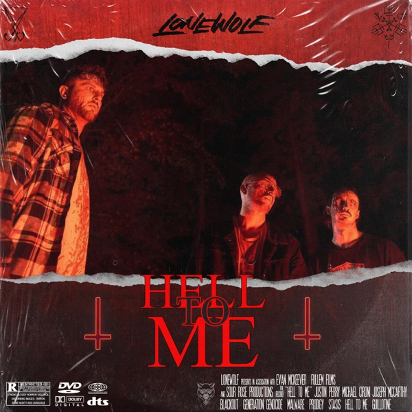 Lonewolf - Hell To Me [EP] (2021)