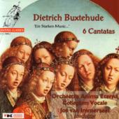 Der Herr Ist Mit Mir (Bux WV 15): Sinfonia, Allegro, Alleluia