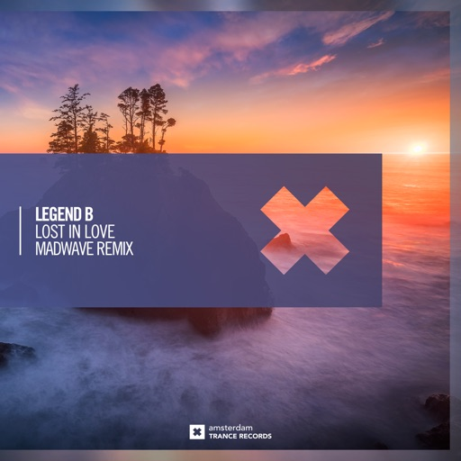 Lost in Love (Madwave Remix) - Single by Legend B