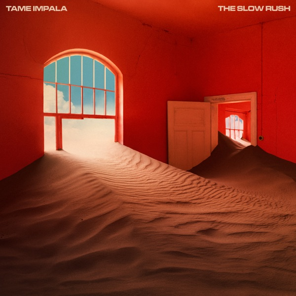 Tame Impala  -  Borderline diffusé sur Digital 2 Radio