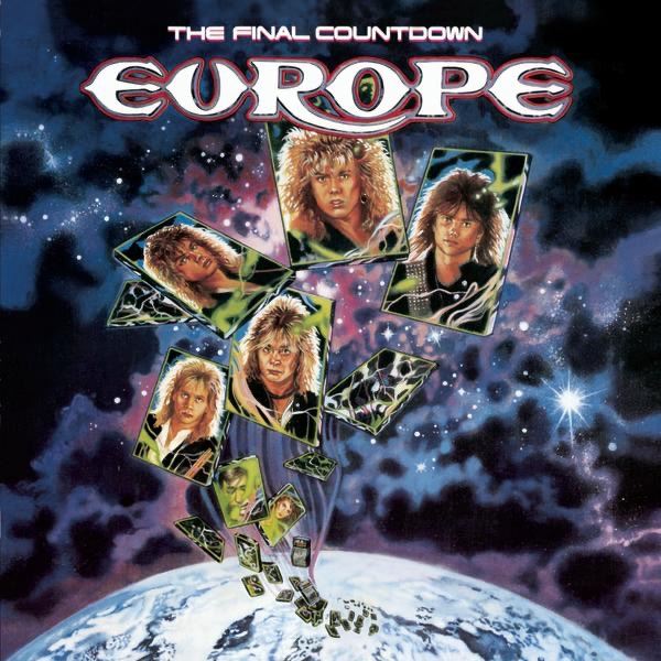Europe mit The Countdown