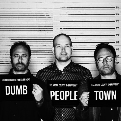 Cover image of Dumb People Town