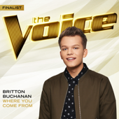 Britton Buchanan - Where You Come From (The Voice Performance)