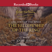 The Fellowship of the Ring - J.R.R. Tolkien Cover Art