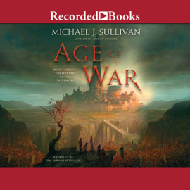 Age of War: The Legends of the First Empire, Book 3 (Unabridged) audiobook