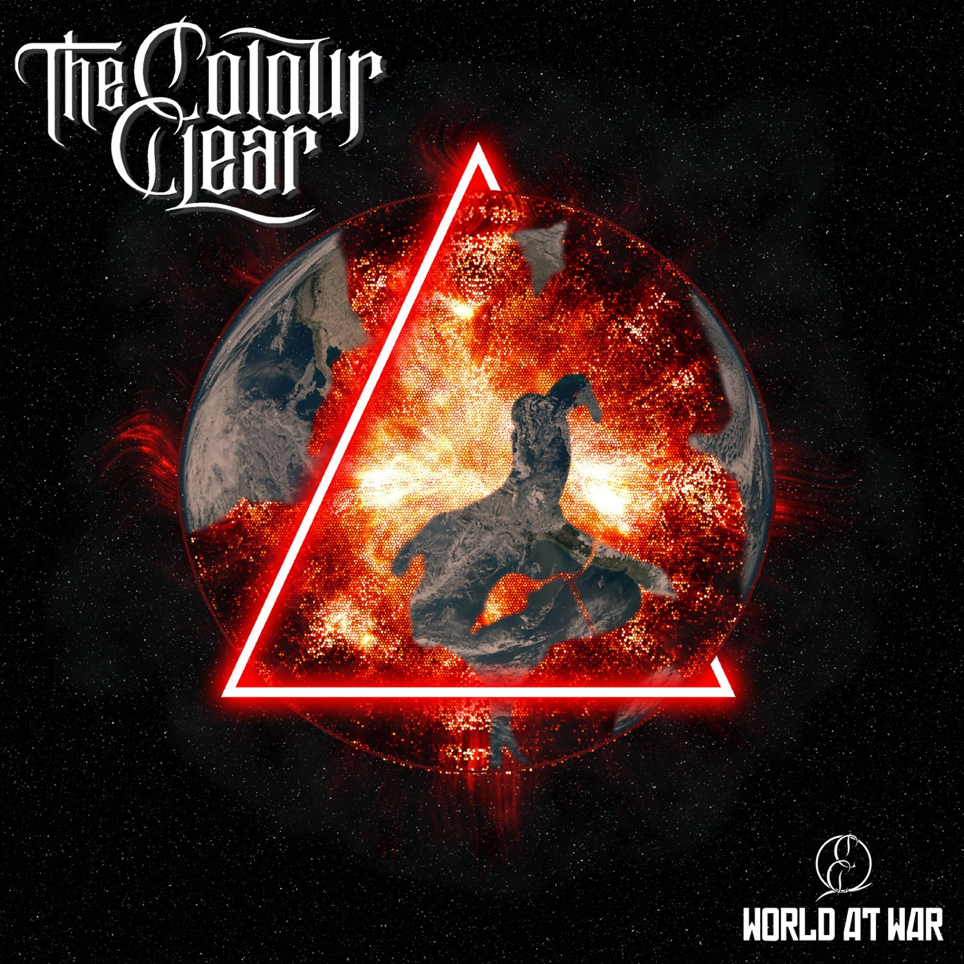 The Colour Clear - World at War [single] (2018)