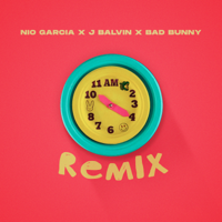AM Remix - Nio García, J Balvin