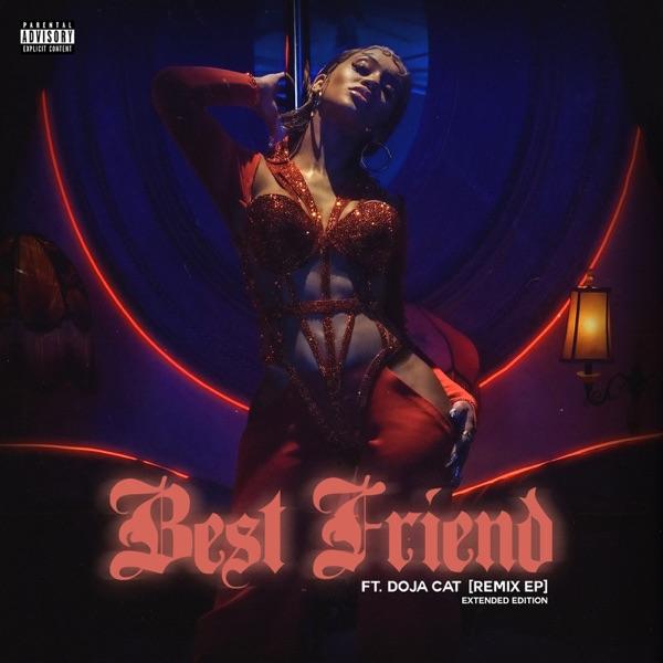 Best Friend (feat. Doja Cat) [Remixes] [Extended Edition] - Single - Saweetie