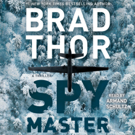 Spymaster (Unabridged) audiobook